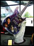 Michael Jackson Guitar by Amanderr