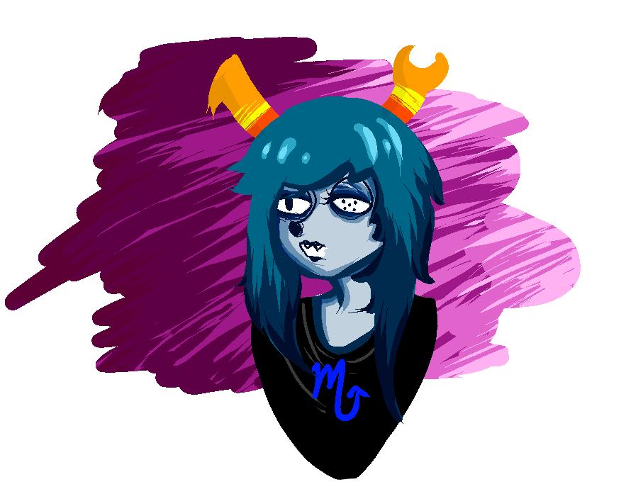 Miss Serket by Ocarinastime