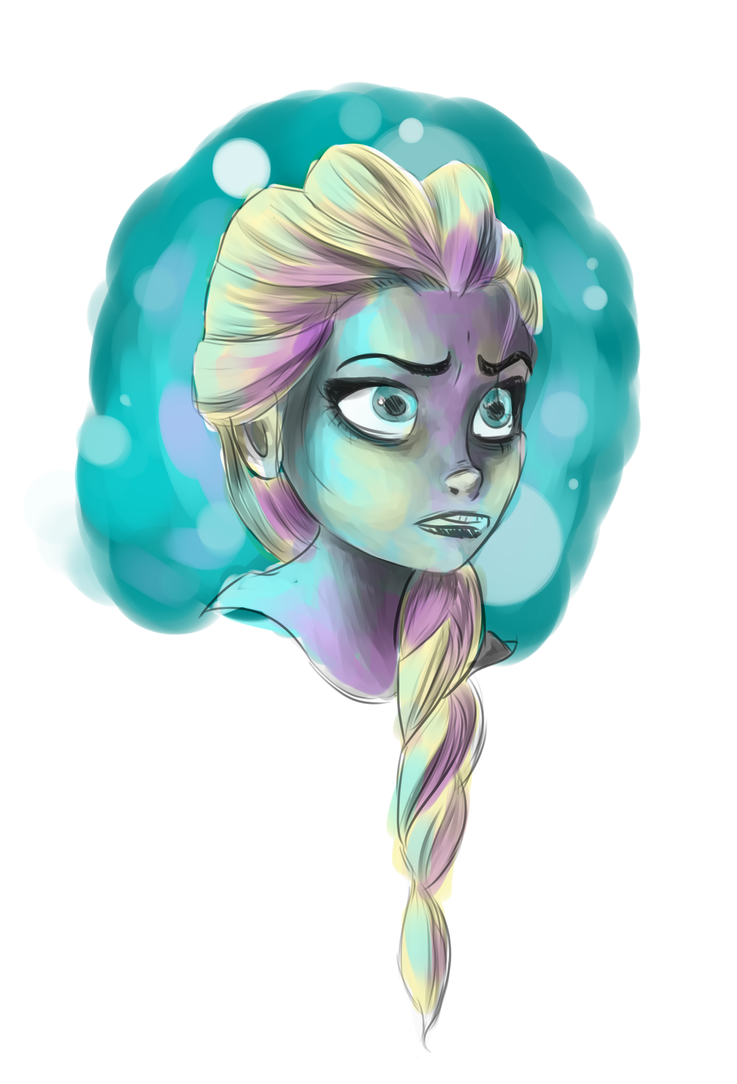 Snow Queen by Ocarinastime