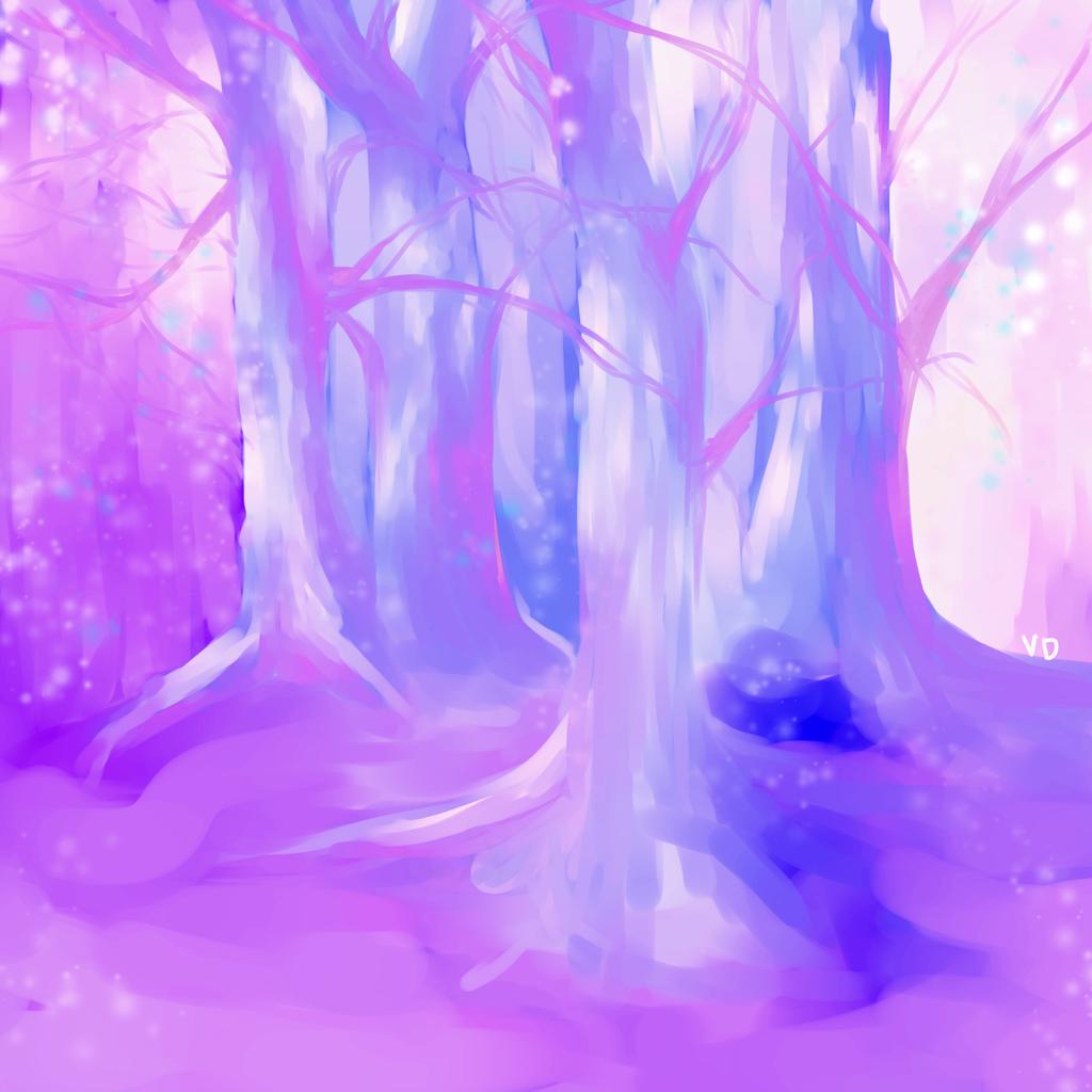 Unicorn Forest? by Ocarinastime