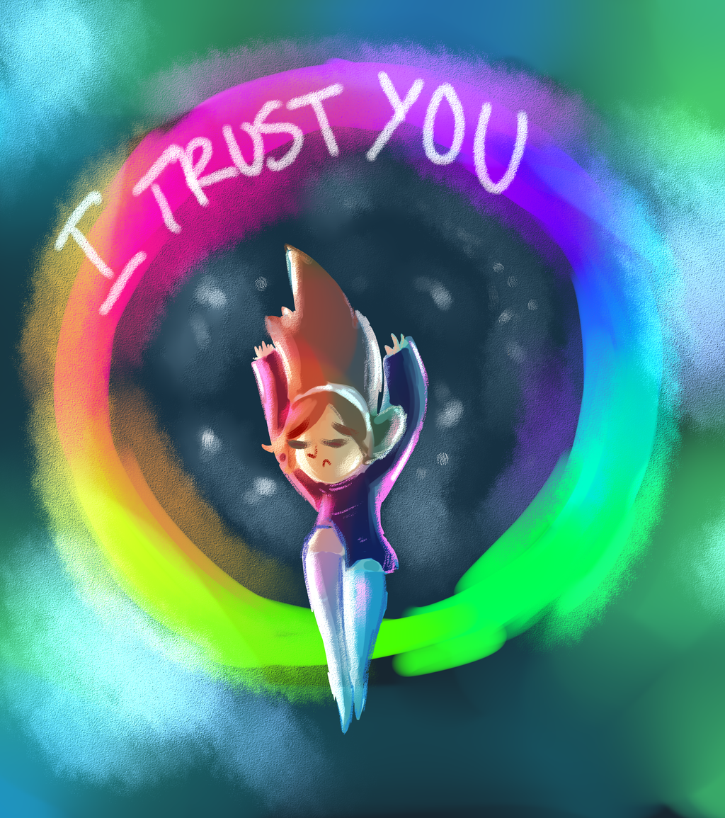 I Trust You by Ocarinastime