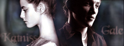 Gale and Katniss Banner 10 by Liliah