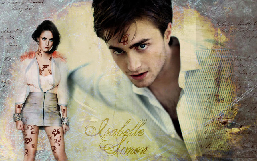 Isabelle and Simon by Liliah on DeviantArt