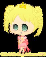 Gift: Chibi Queen by Cute-Little-Angel