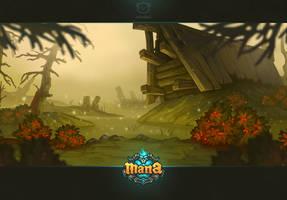 swamp by tsynali