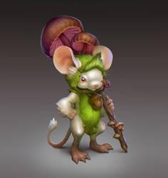 mr mouse by tsynali