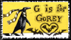 Gorey Stamp by Kyttibat