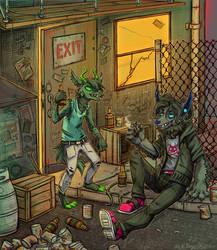 [CM] Devilhounds by Kyttibat
