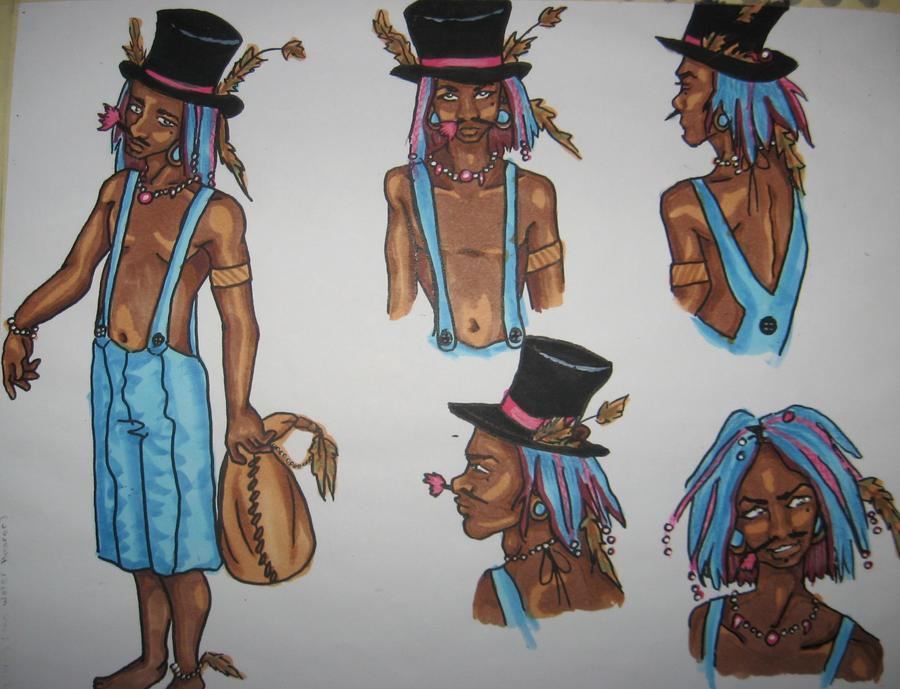 D Artiste Character Design Download : Aquarius character design by kukuramutta on deviantart