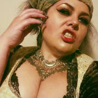 Pirate Wench Makeup