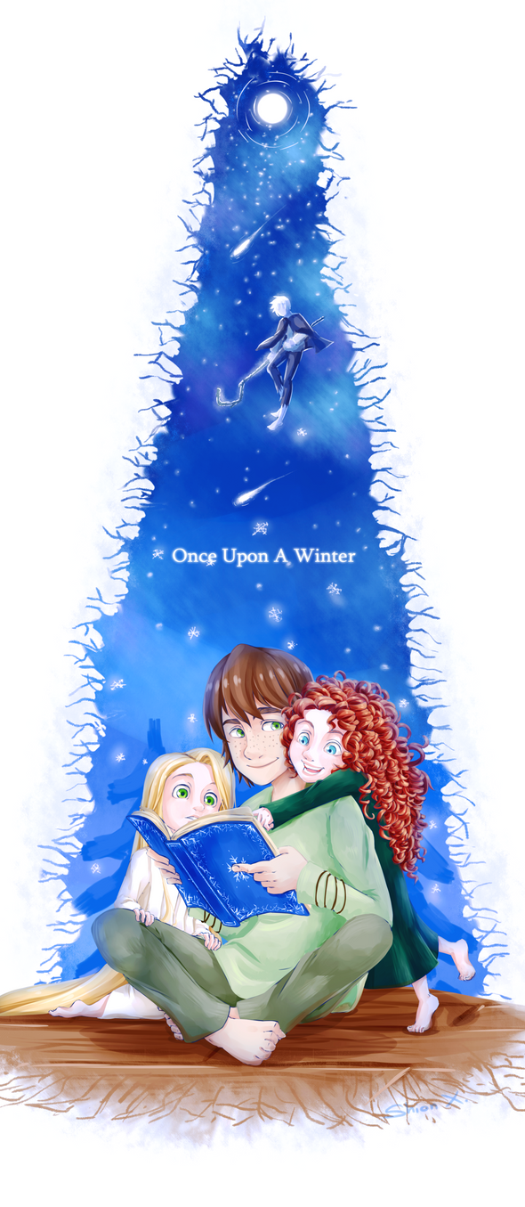 Once upon a winter by ShionXeriawind