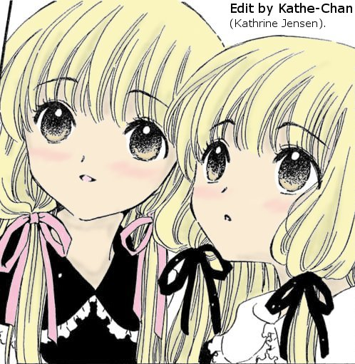 Clamp By Cioccolatodorima On Deviantart: Kobato 'ChiseChiho CLAMP' By KatheChan On DeviantArt