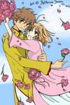 Syaoran x Sakura in Love