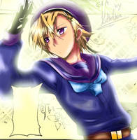 APH Norway Colored by KatheChan