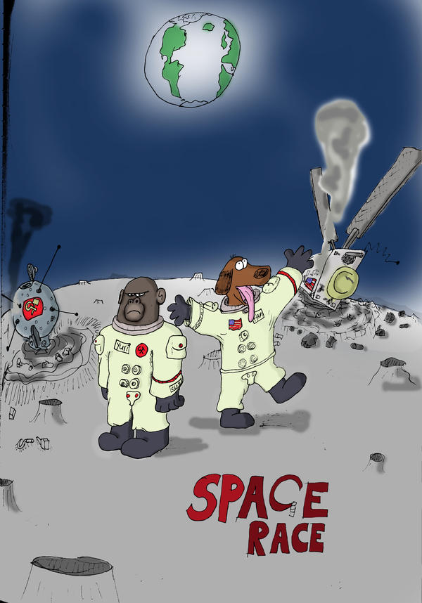 cold race into space essay Example research essay topic cold war space race  searches related to  free space race essays and papers about - 903 results :.