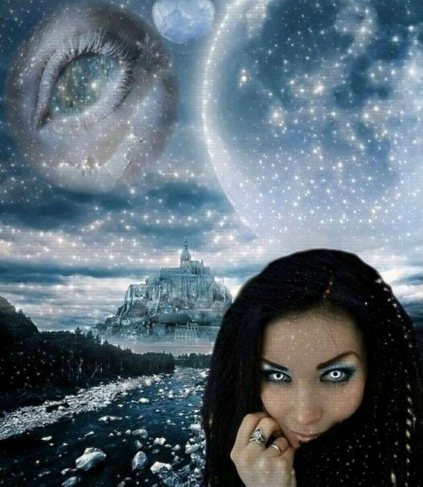 Siren Of The 3 Winter Moons by BadAssSpartaSpawn