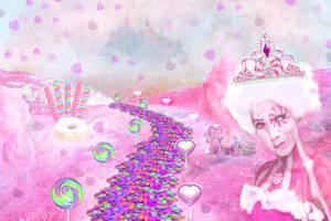Candyland Queen by BadAssSpartaSpawn