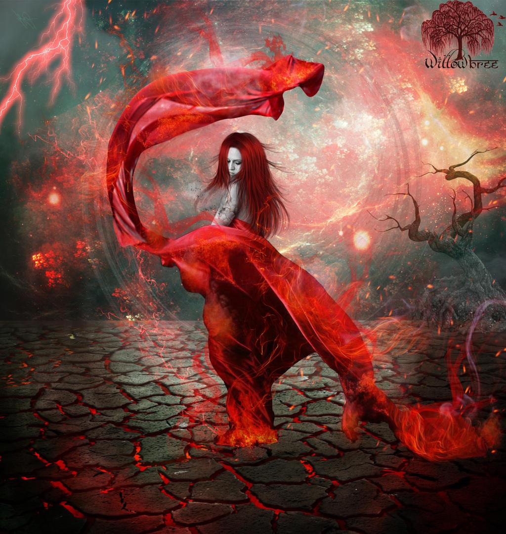 Like The Phoenix by BadAssSpartaSpawn