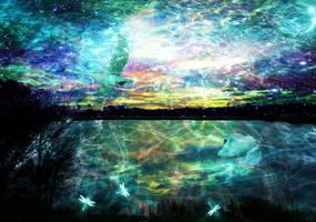 Reflective Cygnus by BadAssSpartaSpawn