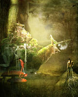 Forest of Innovation by BadAssSpartaSpawn