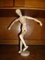 Puppet V by Hiljainen-stock
