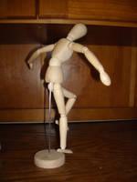 Puppet VI by Hiljainen-stock