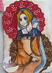 Commission - Renaissance Noblewoman
