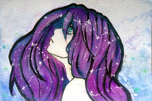 Constellations (original) by Luna-Alkhemia