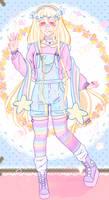 Fashion Challenge: Fairy kei