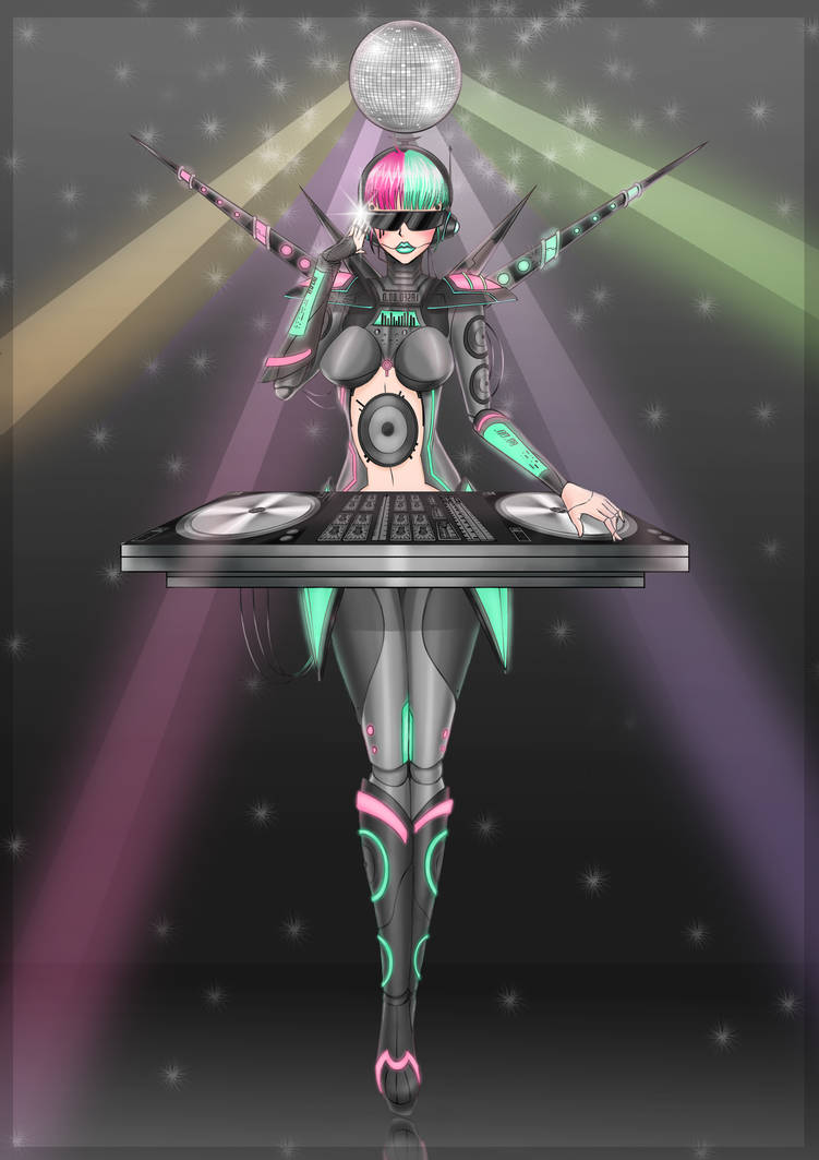 Dj Orianna Skin By Puddingzz On Deviantart