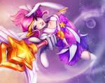 Fan Art Star Guardian Lux