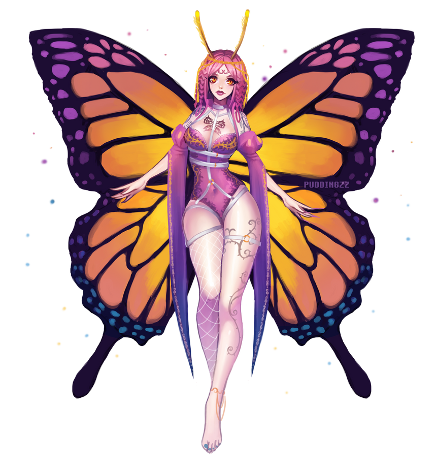 Butterfly Juvii Lv25 by PuddingzZ