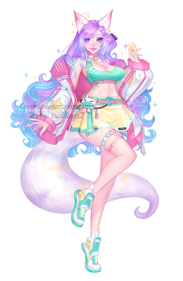 Commission Fullbody Character