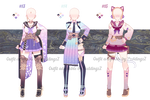 Adoptable Outfit batch #05 [1/3OPEN]