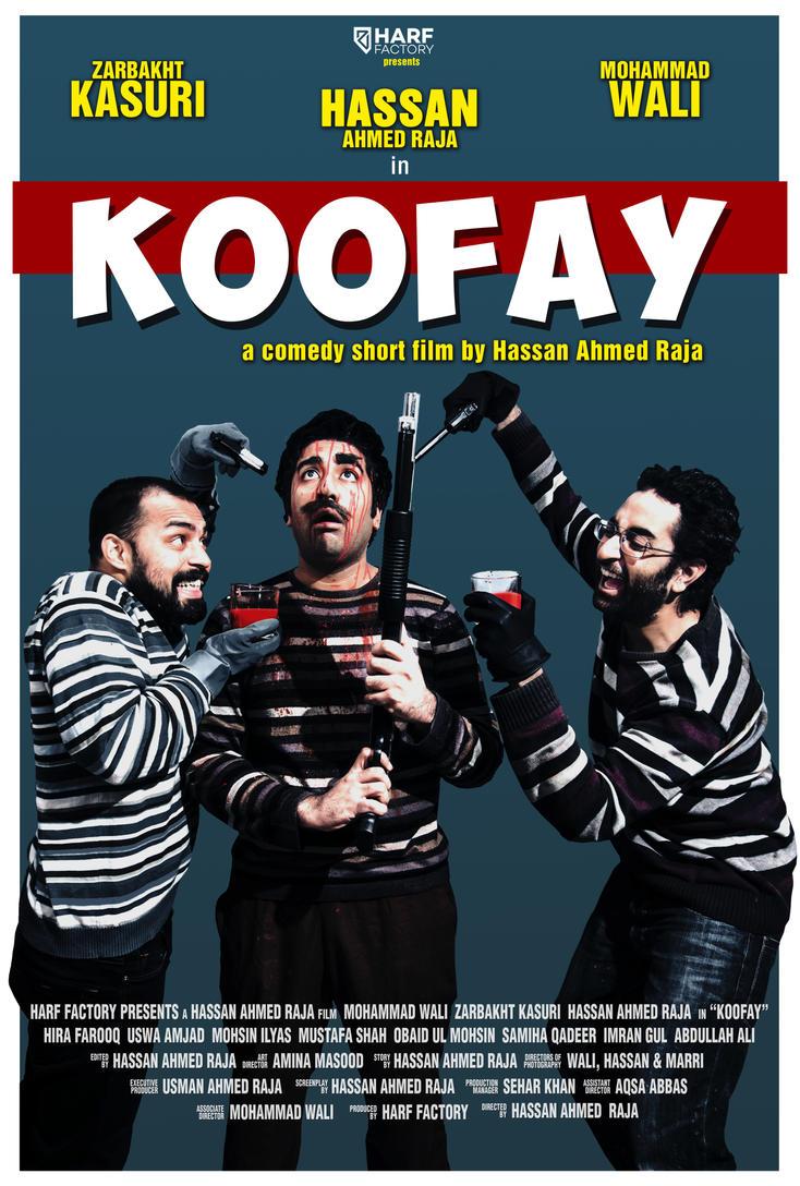 Koofay Poster by hassanahmedraja