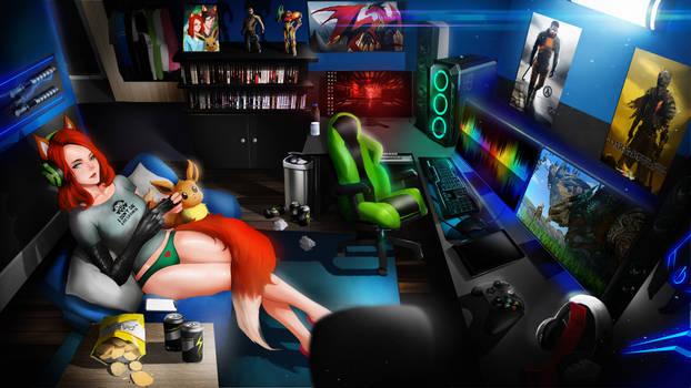Julie's Game Room