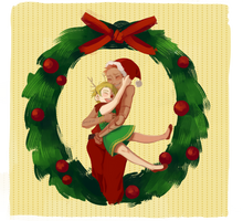 TWH- secret santa kawai by Fanficciera