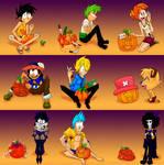 OP - Pumpkins