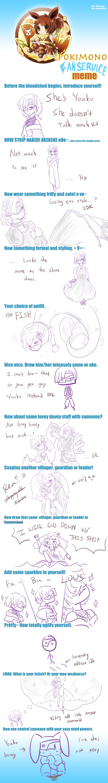 Youko's Fanservice Meme by b0409d