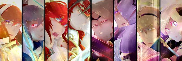 Battlecuts: Fire Emblem Fates
