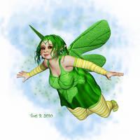 Sugar Plump Fairy - Lemon Lime by ToriB