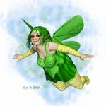 Sugar Plump Fairy - Lemon Lime