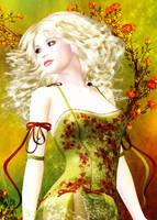Christmas Roses by ToriB