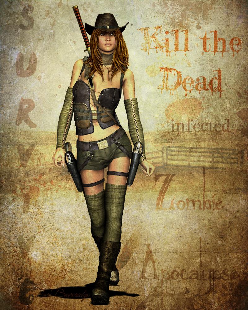 Zombie War By Jp222