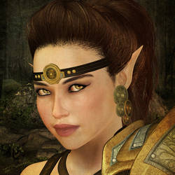 Warrior Princess by ToriB
