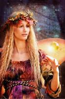 Faery Magic by ToriB