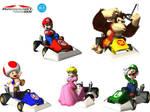 Mario Kart DS 2