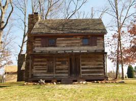 Settler's house by Irie-Stock