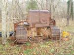 Abandonded Bulldozer 2