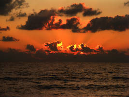Fire in the Sky1 by Irie-Stock